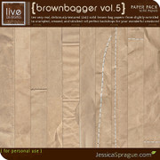 Brownbagger Paper Pack Vol. 5