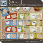 You Are [ Quickpage Album ]