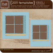 2011 Templates Series 1-4