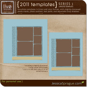 2011 Templates Series 1-5