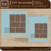 2011 Templates Series 1-7
