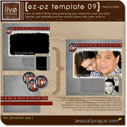 EZ-PZ Template 09 - This Is Love