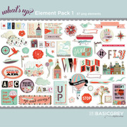 What's Up Element Pack 1