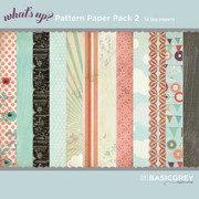 What's Up Paper Pack 2