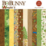 Roughin' It Paper Pack 1