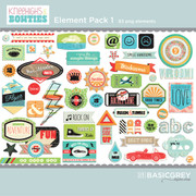 Bow Ties Element Pack 1