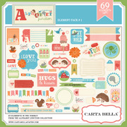 ALPHABET JUNCTION Element Pack 1
