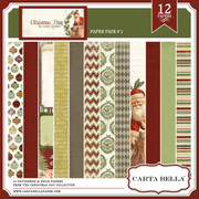 CHRISTMAS DAY Paper Pack 1
