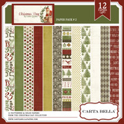 CHRISTMAS DAY Paper Pack 2