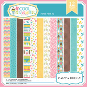 COOL SUMMER Paper Pack 2