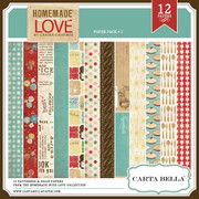 Homemade with Love Paper Pack 1