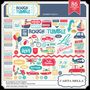 ROUGH & TUMBLE Element Pack 1