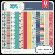 ROUGH & TUMBLE Paper Pack 1