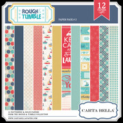 ROUGH & TUMBLE Paper Pack 2