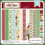 So This Is Christmas Paper Pack 1