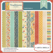 TRADITIONS Paper Pack 2