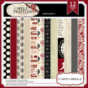 WELL TRAVELED Paper Pack 2