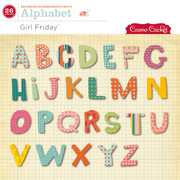Girl Friday Alphabet