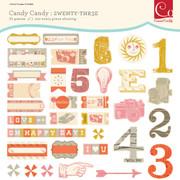 2wenty Thr3e Candy Candy