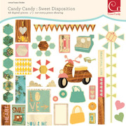 Sweet Disposition Candy Candy