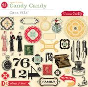 Circa 1934 Candy Candy