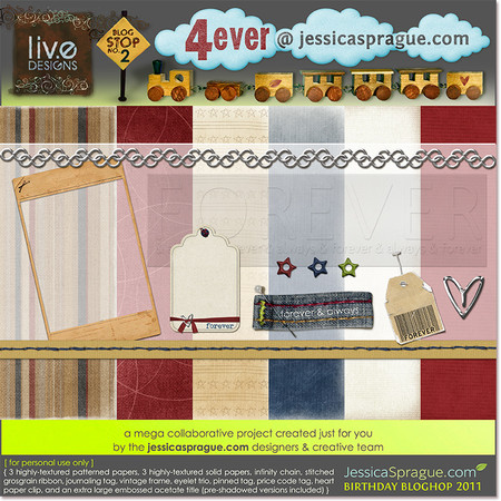 liv.edesigns 4EVER Mini Kit