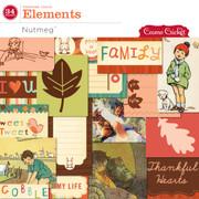 Nutmeg Elements