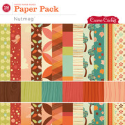 Nutmeg Paper Pack