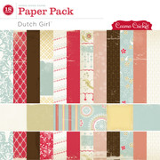 Dutch Girl Paper Pack