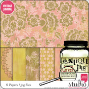 ANTIQUE JAR Paper Pack 1