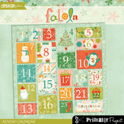 Falala Advent Calendar
