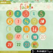 Falala Countdown