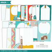 Everyday Eclectic Journaling Cards