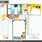 Everyday Out Loud Journaling Cards