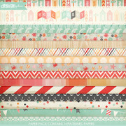 Beach Party Paper Pack