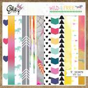 Wild & Free Paper Pack