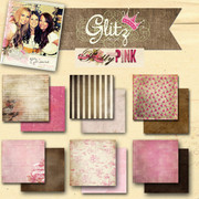 Pretty In Pink Paper Kit