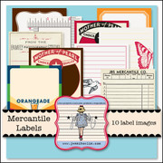 Mercantile Labels