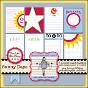 Pocket Stuffers - Sunny Days