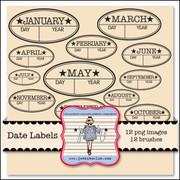 Date Labels