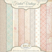 Faded Vintage Papers 2