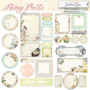 Fairy Belle Journaling Embellishments