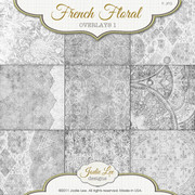 French Floral Overlays 1