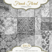 French Floral Overlays 2