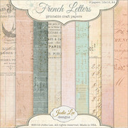 French Letters Printable Papers