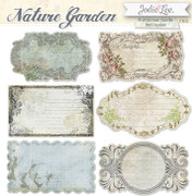 Nature Garden Journal Cards