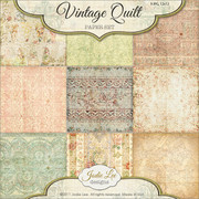 Vintage Quilt Papers