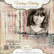 Vintage Artistry Quick Page