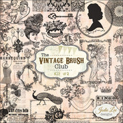 The Vintage Brush Club 2