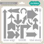 Arrow Brushes Set 2
